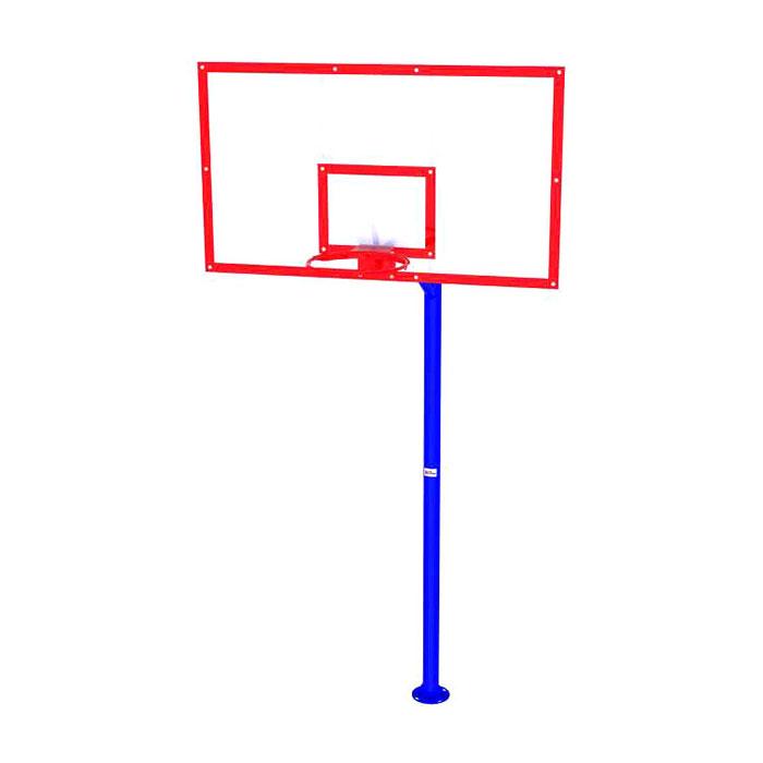 Ielu basketbola statīvs skolām  (180х105) akrils  UT408.1