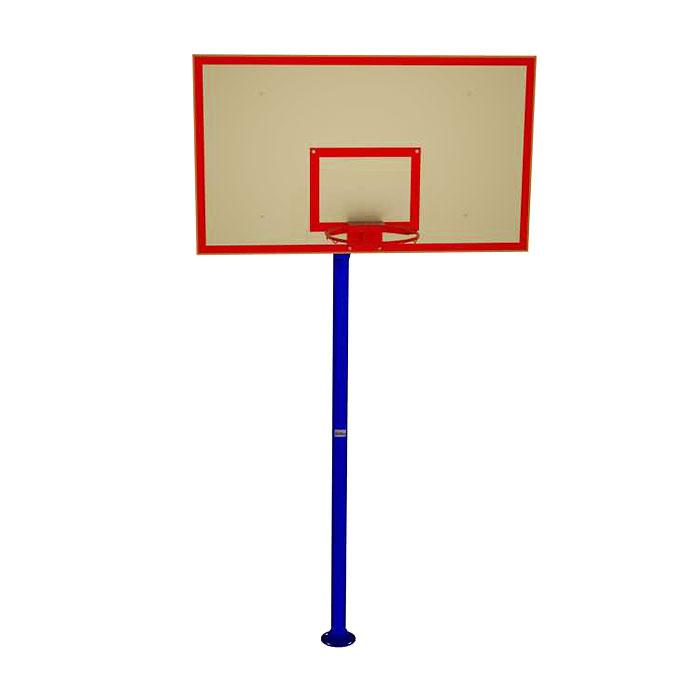 Basketbola grozs skolām no ūdens izturīga saplākšņa UT408