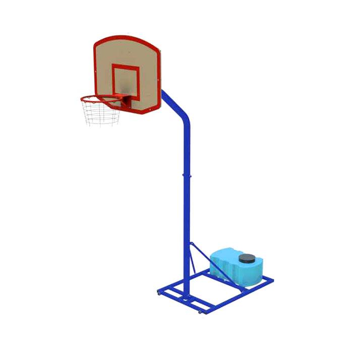 Basketbola grozs strītbolam-pārvietojams  UT415