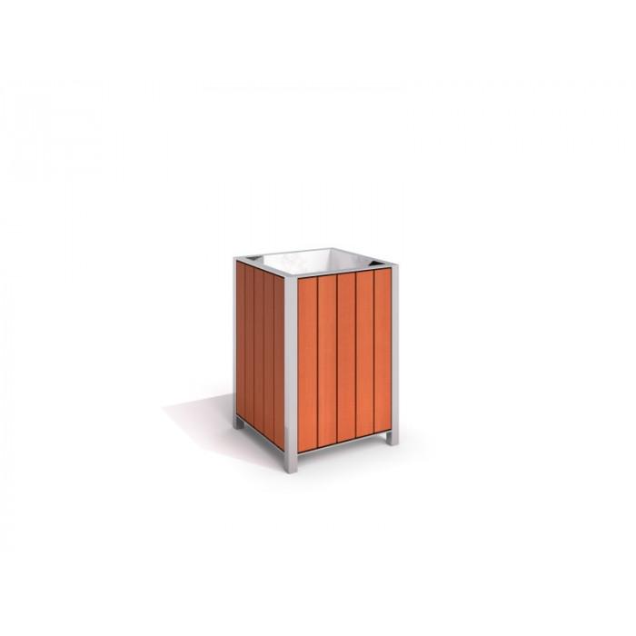 Nerūsējoša tērauda atkritumu tvertne 02
