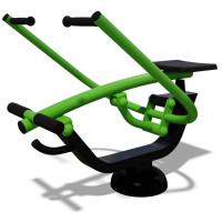 SM series Outdoor fitness complexes