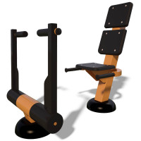 SM-T Series Outdoor fitness complexes