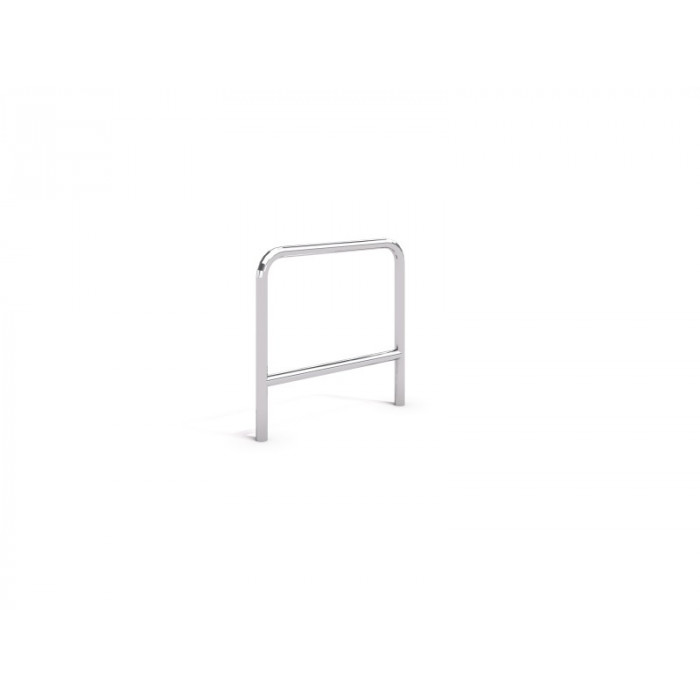 Stainless steel bicycle rack 04
