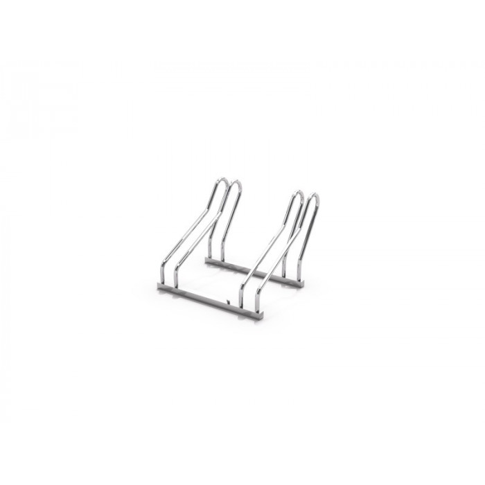 Stainless steel bicycle rack 20