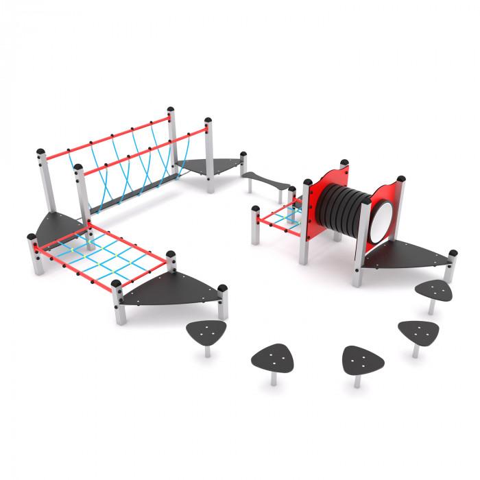 Gymnastics complex CLIMBOO 0413-1