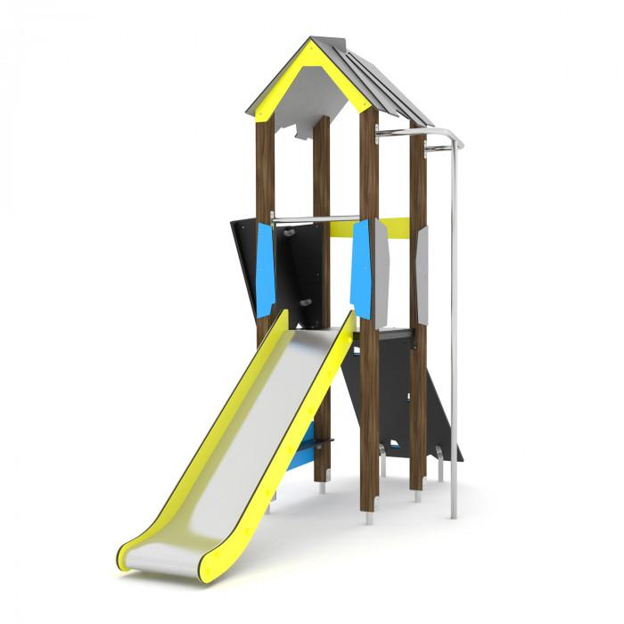 Rotaļlaukumu komplekss Wooden WD1404