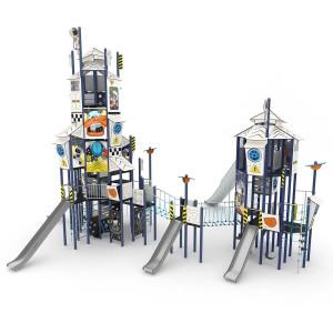 Rotaļu komplekss SPACE 3441