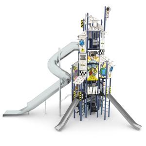 Rotaļu komplekss SPACE 3440