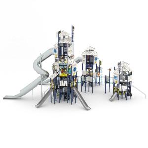 Rotaļu komplekss SPACE 3445