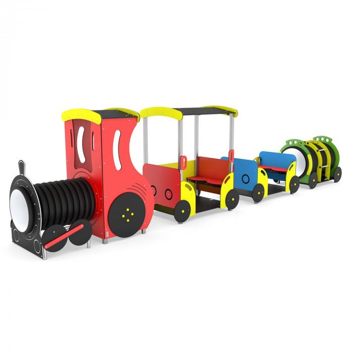 Rotaļu vilcieniņš SOLO 0825