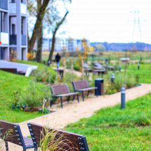 Parku un pilsētu furnitūra